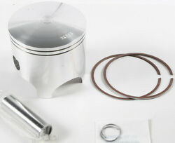 Wiseco Pro-lite Piston Kit 87.00 Mm For Yamaha Yz 490 84-90 Wr 500 91-93
