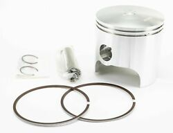Wiseco 81.50mm Piston For Yamaha 701 All Twin Cylinder With Dual Carbs 790m08150