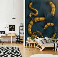 3d Boa Constrictor O016 Wallpaper Wall Mural Removable Self-adhesive Vincent Amy