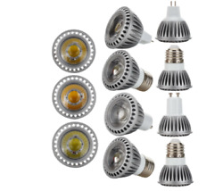 LED Spotlight MR16 E27 GU10 15W COB-B Dimmable Lights Bulb