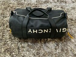 100 Brand New Authentic Givenchy Black Mc3 Leather Duffle Bag