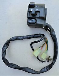 And03999 98 Yzf-r1 Yzf R1 Left Controls Switches Lights Hi Low Signal Horn Yamaha Vgc