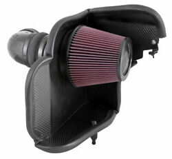 Fits Chevy Camaro Zl1 2014 6.2l Carbon Kandn 57 Series Cold Air Intake System