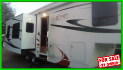 2006 Carriage Compass 31KS3 31' Fifth Wheel 3 Slides Hitch Awning CA c413231