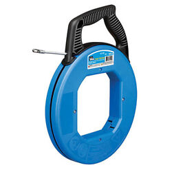 Ideal Electrical 31-092 Tuff-grip Pro Case W/100 Ft. Zoom Fish Tape