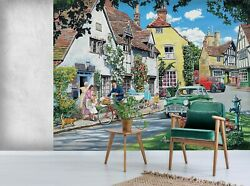 3d Cards For A Girl O12 Wallpaper Wall Mural Self-adhesive Trevor Mitchell Su