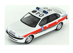 1:43 Vauxhall Vectra Saloon Lancashire Police by Schuco in White 04181 GBP 34.99