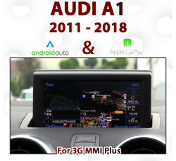[touch] Audi A1 2011-18 Touch Overlay Android Auto And Apple Carplay Integration