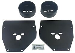 Front Mounting Air Bags Air Ride Suspension Brackets For 1963-72 Chevy C10 C-10