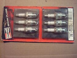 Pack Of 6 Champion Rf11yc Spark Plugs For Vintage Ford Mustangs/falcons/others