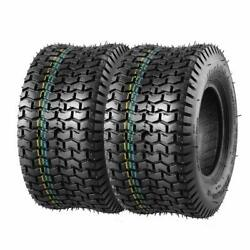 Turf Saver Tire 13x6.5x6 Replacement For John Deere Craftsman Mower Lawn Tractor
