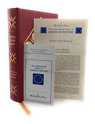 The Eaton Press Yankee From Olympus Catherine Drinker B. Authentic Leather