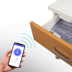 File Cabinet Lock Wireless Smart Drawer Security Lock For Home Office App