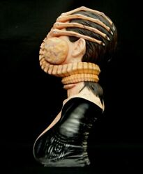 Alien Facehugger Life-size Bust 11 Scale The Colonist Renewal Art Statue