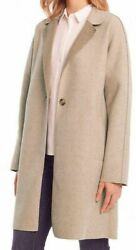 NEW Bernardo Women's Open Front Overcoat