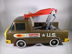 1964 Mattel--howlerr V-rroom--us Army Missile Launcher Look