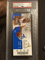 Kobe Bryant 31 Points 2009 Nba Finals Psa 9 Game 3 Ticket Lakers Magic
