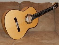 Heavenly El Vito Professional Fm - Luthier Made Classical Grand Concert Guitar