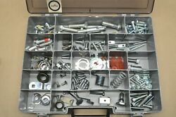 Harley Gear Bolt Screw Spring Seal Gasket Washer Case Service Parts Repair Lot