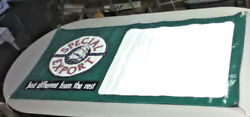 Special Export Beer Sign Bar Large Banner Advertising G. Heileman Brewery Cu5