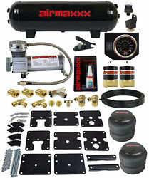 Air Tow Assist Kit W/compressor, Tank And Controls For 99-06 Chevy Silverado 1500