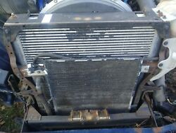 Complete Cooling Assembly From 2006 International 4300 With Dt466