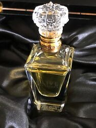 Genuine Clive Christian X Pure Perfume For Women Crystal Bottle, 24k Gold Rare