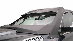 Fab Fours Vicowl Black Windshield Protection For 2019 Dodge/ram 1500 | Vc4200-1