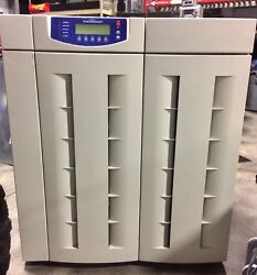 Eaton Powerware 40kVa 9330-40 UPS Battery Backup with Batteries and Panel