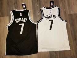 Kevin Durant - Brooklyn Nets - Youth Jersey - Multiple Colors and Sizes