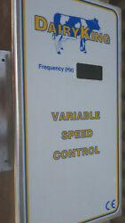 Dairy King Variable Speed Control Unit Dairy Master 2086 Level Probe Interface