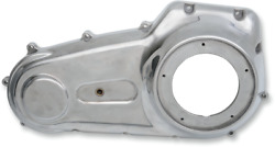 Drag Chrome Outer Primary Cover Harley Twin Cam Dyna Fxd 06-17 Oe 60765-06