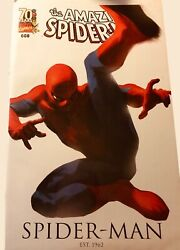 70 Years Of Marvel Comics - The Amazing Spiderman 608 - In Boarded Case Life