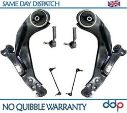 Front Lower Wishbone Track Control Arms Suspension Kit For Jaguar X-type X400