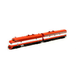 Genesis Frisco Road 40 And 135 Fp7a/f7b Frieght Item Athg22583 Ho Scale