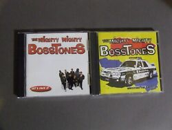 Lot Of 2 The Mighty Mighty Bosstones Cds Question The Answers, Let's Face It
