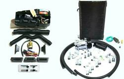 Gearhead Compac Air Conditioning Ac Heat Defrost Kit + Compressor Fittings Hoses