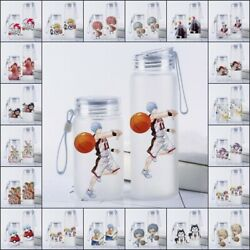Portable Water Bottle Travel Cup The Basketball Which Kuroko Plays Kawaii Cos