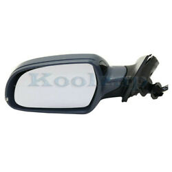 12-16 A4/s4 Rear View Mirror Assembly Power Fold Heated W/signal Lamp Left Side