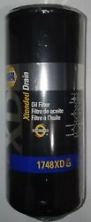 Napa 1748xd Xtended Drain Oil Filter Spin-on Microglass Material