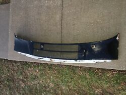 1969 Lincoln Continental Mark Iii Cowl Vent Cover Panel Used Oem. Free Ship