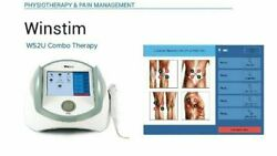 Model Winstim Electrotherapy Ultrasound Therapy Physiotherapy And Pain Management