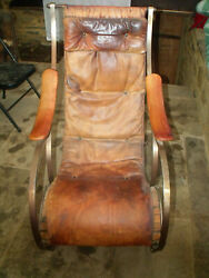 Winfield Campaign Rocking Chair