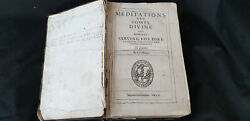 Meditations And Vowes, Divine And Moral Serving For Direction..ios Hall, 1627/8