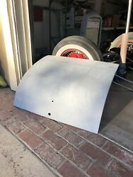 Rumble Seat Lid 1932 Ford Roadster