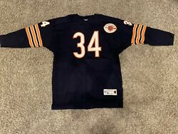 Rare Vintage Chicago Bears Walter Payton Jersey And Mike Ditka T-shirt Xl