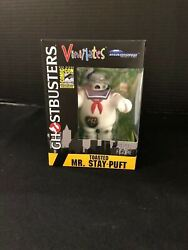 Ghostbusters Vinimates Toasted Mr. Stay Puft Vinyl Figure 4 Sdcc Exclusive