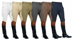 Mark Todd Auckland Mens Pleated Front Breeches Beige/grey/navy/olive/white/brown