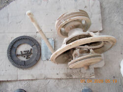 Pto With Hand Clutch - Came Off A Stationary Engine - Used