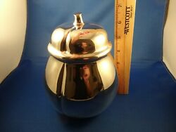 Sterling Silver Gourd Mint Decor Display Year 2000 Original Owner
